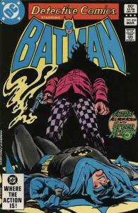 Detective Comics #524 FN; DC | save on shipping - details inside