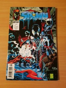 Spawn #16 & #17 German Euro Variant ~ VF - NEAR MINT NM ~ (1994, Image Comics)
