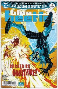 Blue Beetle #11 Rebirth Main Cvr (DC, 2017) NM