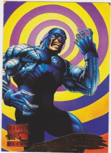 1995 Marvel Masterpieces #119 Cyber