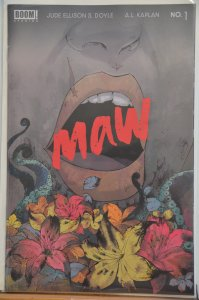 Maw #1  New! Never Opened!!!