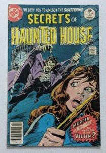Secrets Of Haunted House #6 (Jul 1977, DC) VG 4.0 Jim Aparo cover