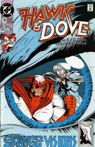 Hawk and Dove (3rd Series) #10 VF/NM; DC   save on shipping - details inside