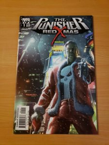 The Punisher: Red X-Mas #1 One Shot ~ NEAR MINT NM ~ (2005 Marvel Comics)
