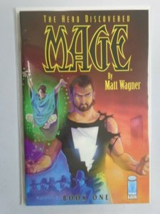 Mage The Hero Discovered Collection #1 NM (1998 Image)