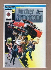 Archer & Armstrong #1 (1992)