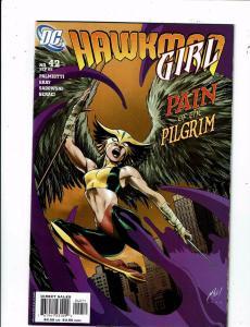 8 Hawkgirl DC Comic Books # 42 43 44 45 46 47 48 49 Superman Hawkman Batman J212