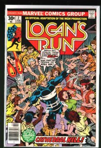 Logan's Run #2 (1977)