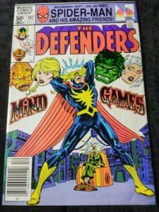 The Defenders #102 (Dec-1981) VF