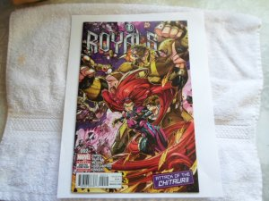 2017 marvel comics royals # 2