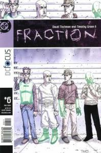 Fraction #6, NM- (Stock photo)