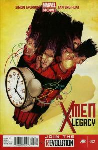X-Men Legacy (2nd Series) #2 VF/NM; Marvel | save on shipping - details inside