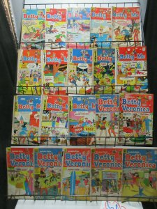 Archie Comics Reader's Lot of 26Diff Feat: Betty and Veronica Babes!