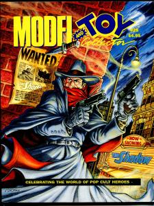 Model and Toy Collector #28 1994-Shadow cover-Shelly Moldoft-cowboy-VF