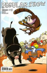 Regular Show #15A VF/NM; Boom! | save on shipping - details inside