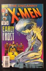 The Uncanny X-Men #314 (1994)