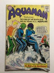 Aquaman 16 Good+ Gd+ 2.5 Dc Comics