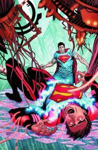 SUPERBOY (2011 DC) #15 NM-