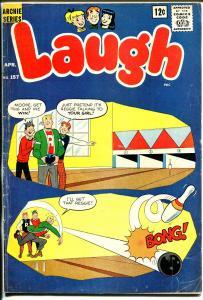 Laugh #157 1964-Archie-Betty-Veronica-Josie-VG