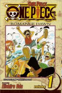 One Piece #1 (4th) FN; Viz | save on shipping - details inside