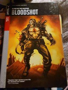 Valiant Masters Bloodshot: Blood of the Machine #1 (2012)