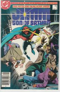 2 DC Comic Books Jemm, Son of Saturn # 1 Villains United # 1 Lex Luthor TW45