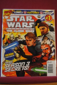 Star Wars: The Clone Wars Magazine #1 (2010)