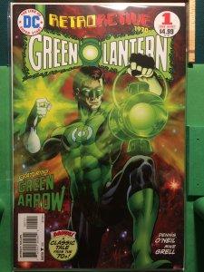 Green Lantern Retroactive 1970's #1
