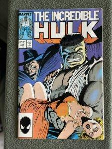 The Incredible Hulk Vol.1 #335 (1962 Marvel)