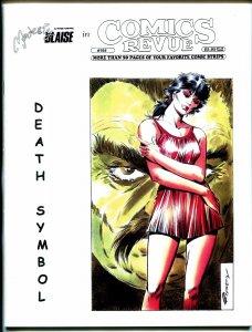 Comics Revue #164 1999-Romero-Sky Masters-Phantom-Modesty Blaise-Tarzan-VF