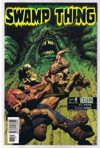SWAMP THING #8, Vertigo, Richard Corben, NM- , 2004, Missing Links,more in store