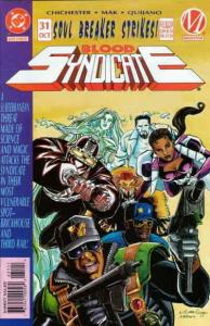 Blood Syndicate #31 FN; DC/Milestone | save on shipping - details inside