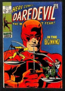 Daredevil #53 (1969)