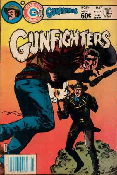 Gunfighters (Charlton) #84 FN Charlton - save on shipping - details inside