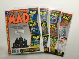 Tales Calculated To Drive You MAD 1-8 Near Mint Nm Entertaining Comics