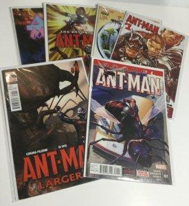 Ant-Man 1 2 3 4 Annual 1 Larger Than Life One-Shot Nm Near Mint Marvel Comics