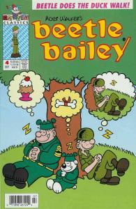 Beetle Bailey (Vol. 2) #4 FN; Harvey | save on shipping - details inside
