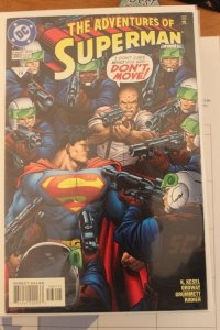 Adventures of Superman 566 9-4-nm