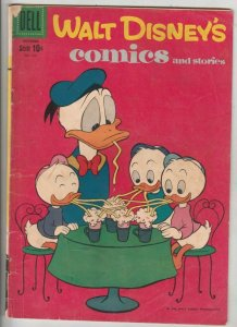 Comics and Stories, Walt Disney's 229 Strict VG/FN Carl Barks Chip N Dale Scamp