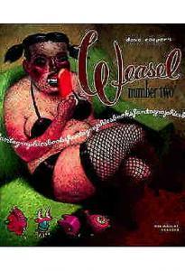 Weasel #2 VF/NM; Fantagraphics | save on shipping - details inside