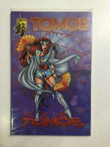 Tomoe Tpb Softcover Sc Near Mint Nm Crusade