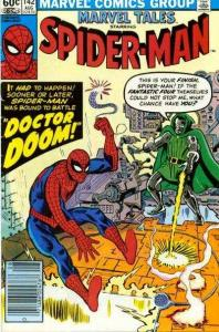 Marvel Tales (1964 series) #142, VF+ (Stock photo)