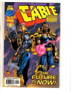 11 Cable Marvel Comic Books #41 42 43 44 45 46 47 48 49 50 -1 X-Men X-Force CR36