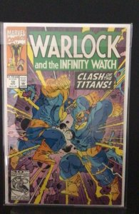 Warlock and the Infinity Watch #10 (1992)