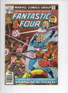 FANTASTIC FOUR #195, VF/NM, Sub-Mariner, 1961 1978, Marvel, more FF in store