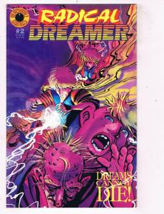 Radical Dreamer #2 VF Blackball Comics Comic Book Jul 1994 DE48