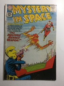 Mystery In Space 72 Vg Very Good 4.0 DC Comics