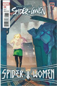 Spider-Gwen #8 (2016 v2) Jason Latour Spider-Women Cindy Moon NM