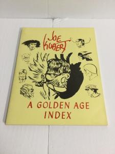 Joe Kubert A Golden Age Index Tpb Nm Near Mint