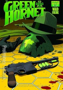 Green Hornet (Dynamite, 2nd Series) #10 VF; Dynamite   save on shipping - detail